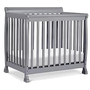 Amazon.com : DaVinci Kalani 4-in-1 Convertible Mini Crib ...