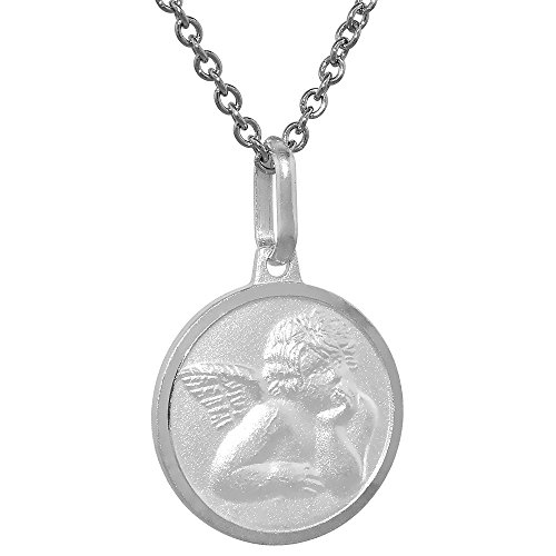 Small Sterling Silver Guardian Necklace