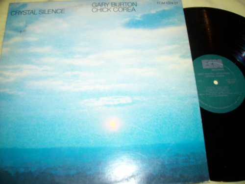CRYSTAL SILENCE - vinyl lp. SENOR MOUSE - ARISE, HER EYES - I'M YOUR PAL - DESERT AIR, AND OTHERS.