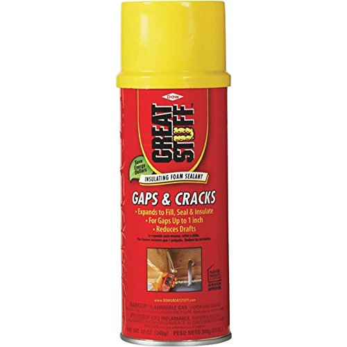 Dow Chemical 157901 12 Oz Great Stuff Foam