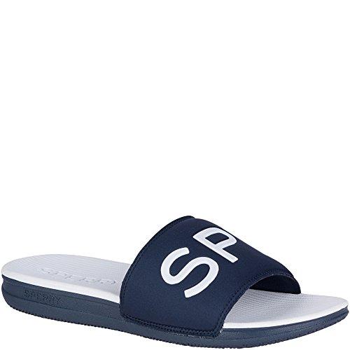 Sperry Tops Mentre Intrepido Sandalo Slide Sandy
