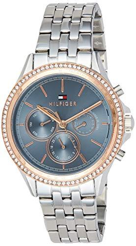Tommy-Hilfiger-Femmes-Multi-cadrans-Quartz-Montres-bracelet-avec-bracelet-en-Acier-Inoxydable-1781976