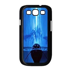 Samsung Galaxy S3 9300 Phone Case Covers Black Fantasia 2000 EKF Phone Case For Girls Generic