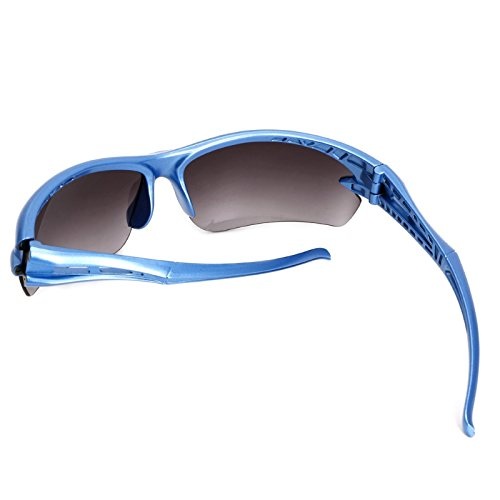 de Vision Azul Gafas Lamdoo 4 de esquí Yellow ojo 2cm gafas height sol antipolvo Frame snowboard Night motocicleta P5dTq
