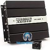 SAE-600D - Sundown Audio Monoblock 600W RMS Digital Class D Amplifier