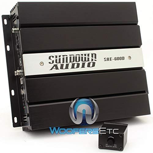 udio Monoblock 600W RMS Digital Class D Amplifier ()