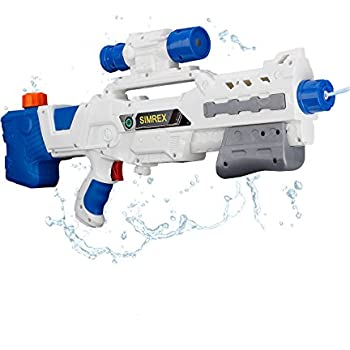 SIMREX 528 Water Guns Fun Soakers & Blasters hobby Hobbies toys. Blue