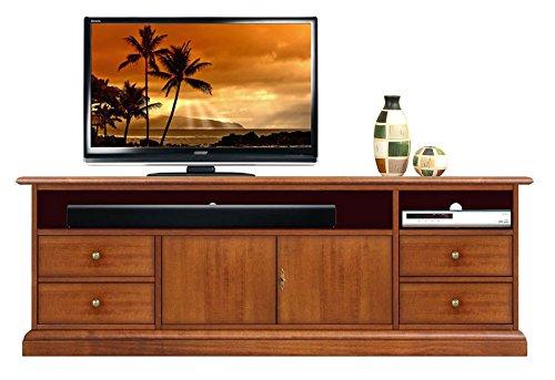 tv schrank mit fach fur soundbars mobel tv 160 cm breit italienischer tv