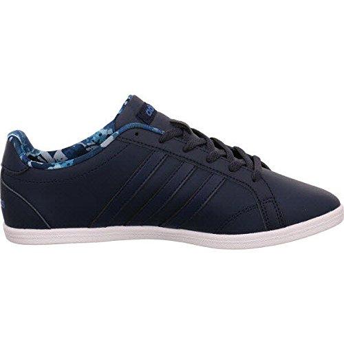 Zapatos azul marino con cordones para mujer lZd0qC8y7