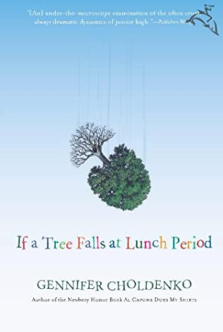 book cover of If a Tree Falls at Lunch Break