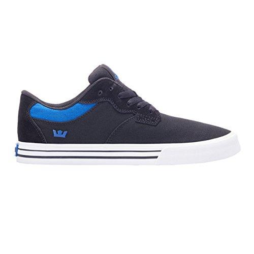 Supra AXLE Herren Sneakers Black / Blue - White