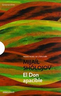 El Don apacible par Mijail Sholojov