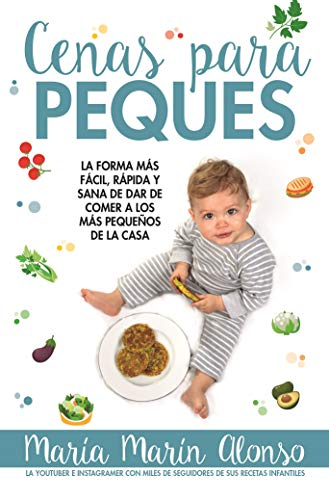 Cenas para peques por Marín Alonso, María