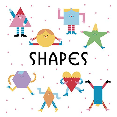 First Concept Bath Book: Shapes