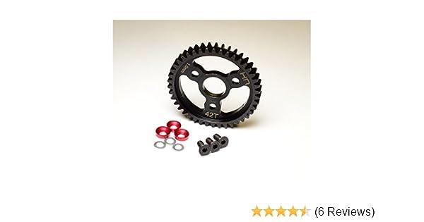 - Traxxas 38T 1.0 Mod Hot Racing SRVO438 Steel Spur Gear Purple