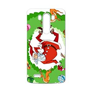 Merry Christmas fashion practical Phone Case for LG G3 by icecream design