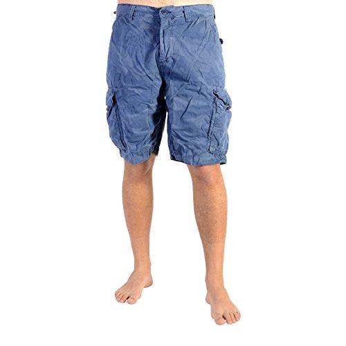 Le Cerises Homme Des Temps Bleu Shorts rrqwxzUZ7