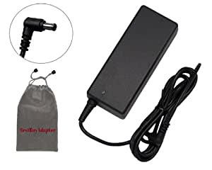 Bundle: 3 items - Adapter/Power Cord/Carry Bag:Origianl SONY 76W VGP-AC19V37 AC Power Adapter for Sony Vaio VGN-CR Series:VGN-CR21S,VGN-CR21Z/N,VGN-CR11Z,VGN-CR150E/B,VGN-CR21E/P,VGN-CR21S/W,VGN-CR11S/P,VGN-CR140E/B,100% Compatible VGP-AC19V19,VGP-AC19V20,VGP-AC19V27,VGP-AC19V28.***Carry Bag Included***