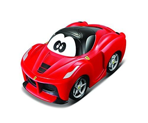 Eco Bb - Bb Junior 16U Turn 85301Ferrari LaFerrari, Eco-Line, Pull Back Kids Car-Red