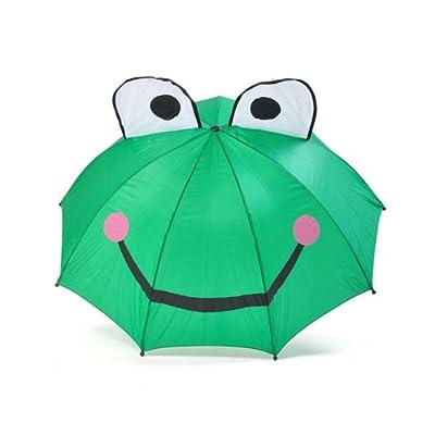 hot sale frog umbrella for kids