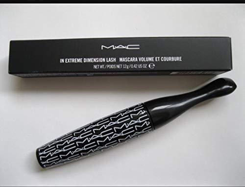 Mac in Extreme Dimension 3d Lash 3d Black, 0.42 Oz