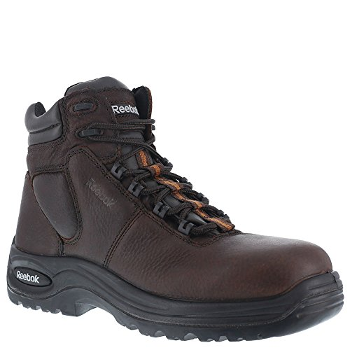 RB7755 Reebok Mens Sport Comp Safety Boots - Brown - 16.0 - M ezV43v