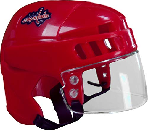(NHL Washington Capitals Kloz Mini Helmet Pair)