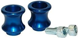 Vortex SP209B  Blue 8mm Swingarm Spool  with Spacer