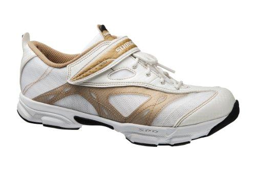 Shimano women's Womens Fitness Shoe Sh-Wf23 women - Weiss/Gold VUBbX7