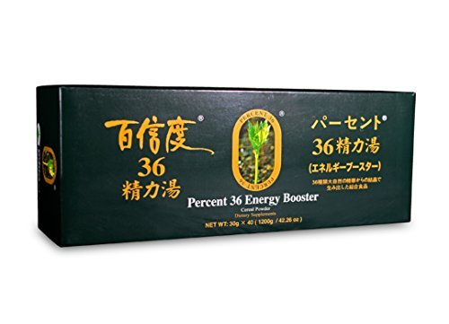 Percent 36 Energy Booster