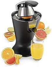 Princess Juicepress Citrus Juicer, 300 watts, Tyst, 2 olika koner