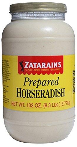 Zatarains Horseradish Sauce, 1Gallon -- 4 per case. by Zatarain's