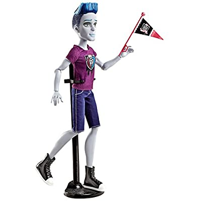 Monster High Ghoul Spirit Slo Mo Doll: Toys & Games