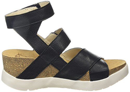Women's Fly 000 Sandals Black Black London Wege wwRzqxHC