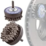 Brush Research Mfg BRMRMFH120Z25 Flex-Hone for Brake Rotors- Medium Grit