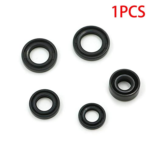 (Motoparty Oil Seal Kit Seals Set Fit For Honda CRF50 Z50 Z50R XR50R XR50 S65 ATC70 CRF50 CL70 CT70 SL70 C70 XR70R Mini Trail(1PCS))