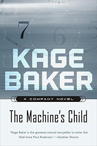 the company kage baker - 9
