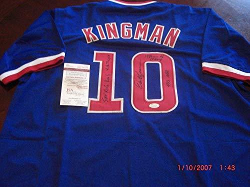 buy popular 7b1ce 04962 Dave Kingman Chicago Cubs Memorabilia, Cubs Dave Kingman ...
