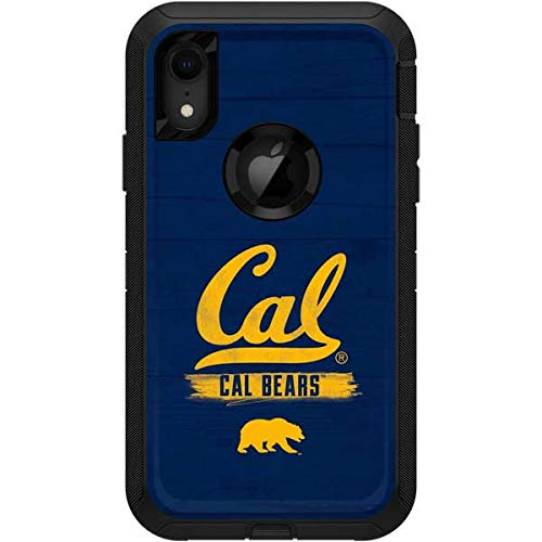 Skinit University of California Berkeley OtterBox Defender iPhone XR Skin - Officially Licensed University of California Berkeley OtterBox Case Decal - Ultra Thin, Lightweight Vinyl Decal Protection]()