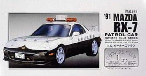 マイクロエース 1/32 オーナーズクラブNo.58 RX-7 高速パトカー