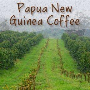Papa New Guinea Coffee 1LB-Whole Bean