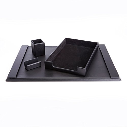 ROYCE Luxury Genuine Leather Desk product image