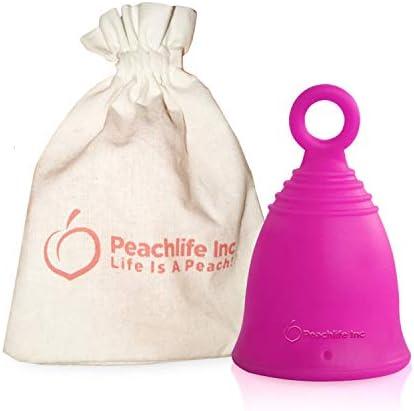 Medium Size Menstrual Alternative RASPBERRYCUP product image