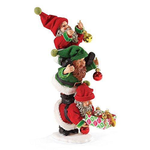 Department 56 Possible Dreams Accessories Three Elves Figurine