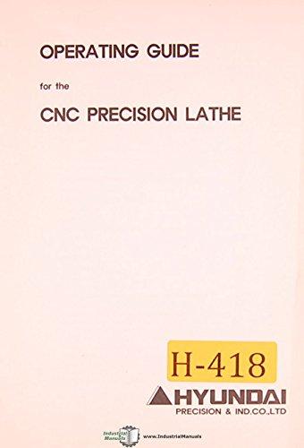 (Hyndai Hi Trol EZ, CNC Lathe Operations Manual)