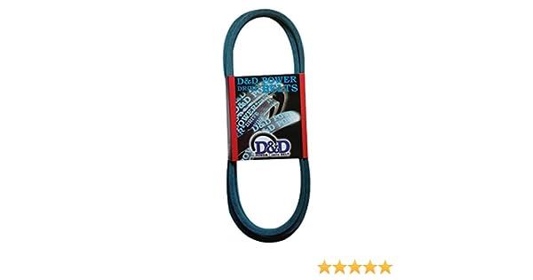 1//2 x 102 Maxpower 347545 Premium Belt Reinforced with Kevlar Fiber Cords