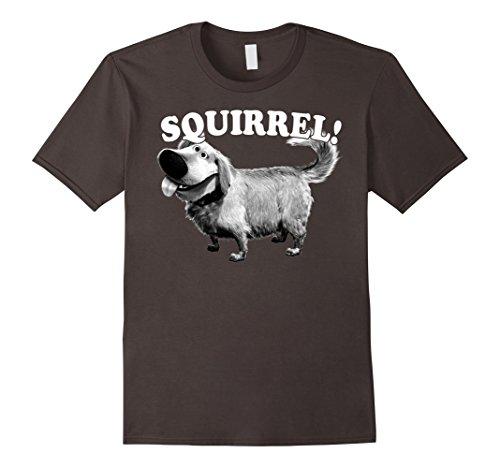 Disney Pixar Up Dug Squirrel Graphic T-Shirt