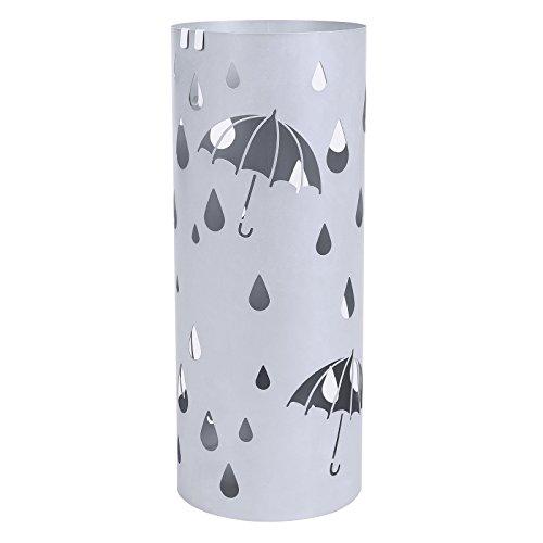SONGMICS Umbrella Silver Holder ULUC23S
