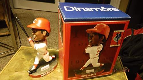 DAVE PARKER Cincinnati reds Baseball Bobblehead -Mint