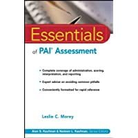Essentials of PAI Assessment: 29